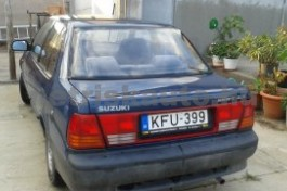 SUZUKI Swift 1.3 GLX Sedan személygépkocsi - 1298cm3 Benzin 16594