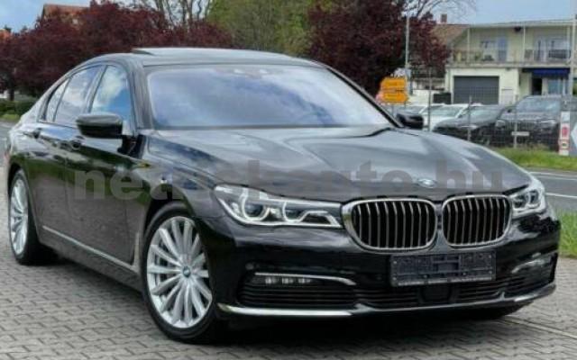 BMW 750 személygépkocsi - 2993cm3 Diesel 110059 2/11