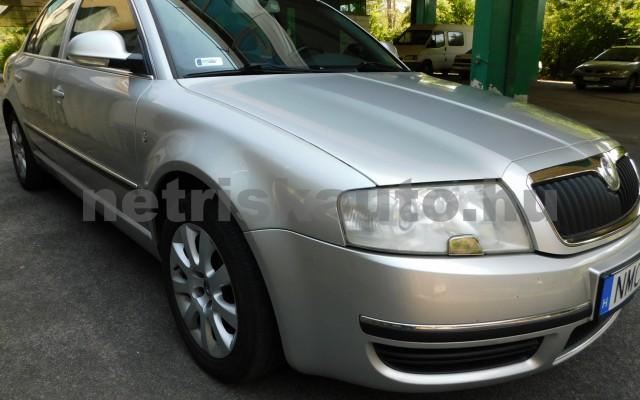SKODA Superb 2.0 Comfort személygépkocsi - 1984cm3 Benzin 98277 3/12