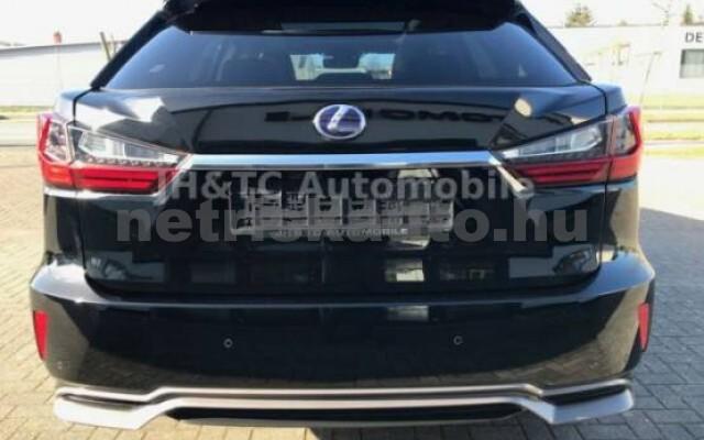 LEXUS RX 450 személygépkocsi - 3456cm3 Hybrid 43527 6/7