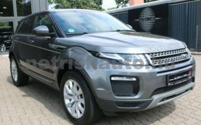 Range Rover személygépkocsi - 1997cm3 Benzin 105552 11/12