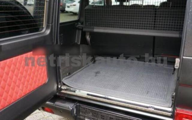 G 63 AMG személygépkocsi - 5461cm3 Benzin 105930 4/11