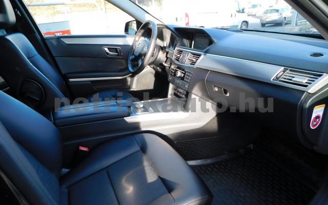 MERCEDES-BENZ E-osztály E 350 CDI T 4Mat BlueEFF. Ele. Aut. személygépkocsi - 2987cm3 Diesel 27467 10/12