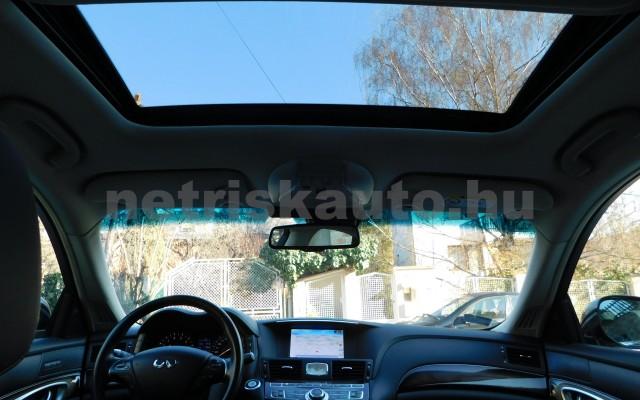 INFINITI Q70 3.5 V6 Hybrid Premium Aut. EU6 személygépkocsi - 3498cm3 Hybrid 25289 8/12