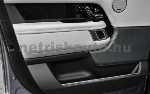 LAND ROVER Range Rover személygépkocsi - 1997cm3 Hybrid 110555 12/12
