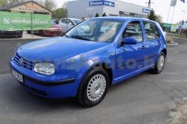 VW Golf 1.6 Comfortline személygépkocsi - 1595cm3 Benzin 16294