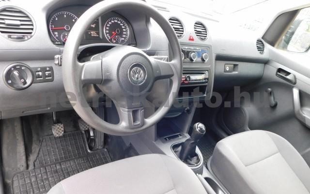 VW Caddy 1.6 CR tdi tehergépkocsi 3,5t össztömegig - 1598cm3 Diesel 55024 6/12