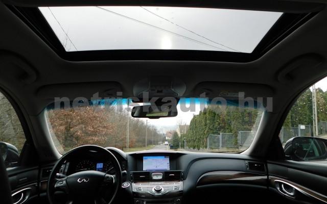 INFINITI Q70 3.5 V6 Hybrid Premium Tech Aut. személygépkocsi - 3498cm3 Hybrid 27439 9/12