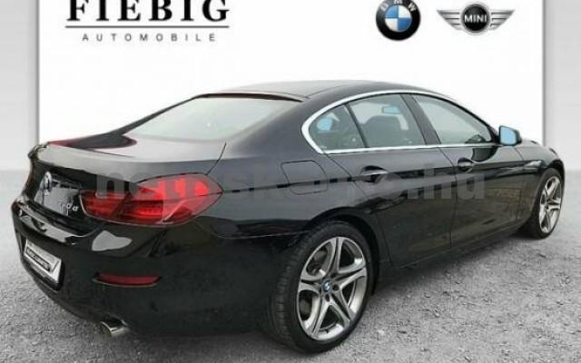 BMW 640 Gran Coupé személygépkocsi - 2993cm3 Diesel 42921 4/7