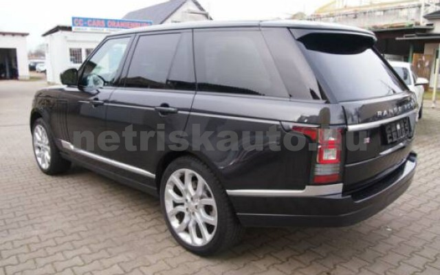 LAND ROVER Range Rover személygépkocsi - 5000cm3 Benzin 43462 7/7