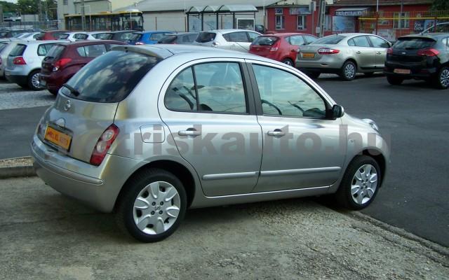 NISSAN Micra személygépkocsi - 1386cm3 Benzin 44761 4/11
