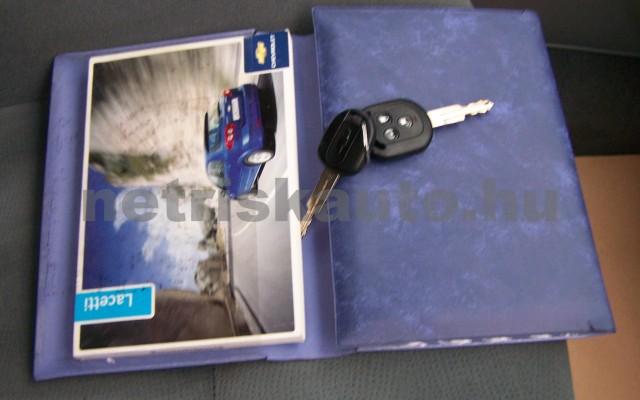 CHEVROLET Lacetti 1.6 16V Elite személygépkocsi - 1598cm3 Benzin 44612 12/12