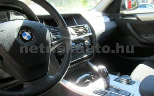 BMW X3 személygépkocsi - 2000cm3 Diesel 55723 6/7