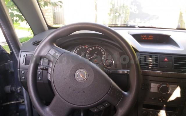 OPEL Meriva Meriva Dies 1.7 CDTI személygépkocsi - 1686cm3 Diesel 13759 4/6