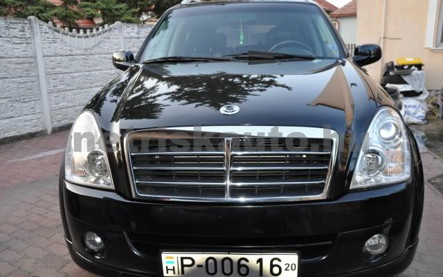 SSANGYONG Rexton 2.7 270 Xdi Premium 2 Aut. személygépkocsi - 2696cm3 Diesel 42311 2/12
