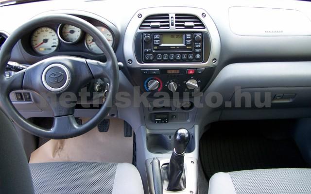 TOYOTA Rav4 2.0 D-4D 4x4 személygépkocsi - 1995cm3 Diesel 104519 7/11
