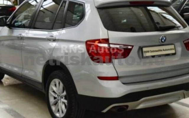 BMW X3 személygépkocsi - 1995cm3 Diesel 55735 3/7