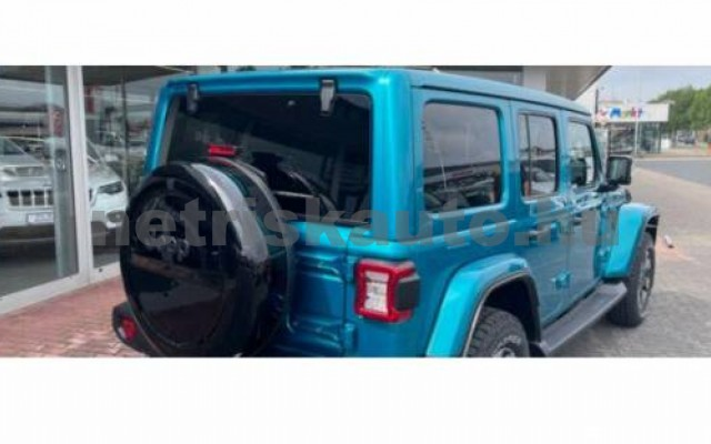 JEEP Wrangler személygépkocsi - 1995cm3 Benzin 110496 3/9