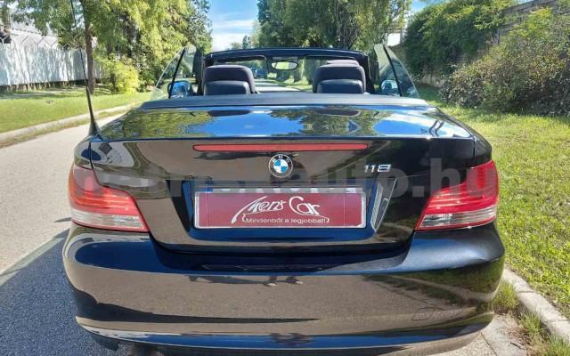 BMW 118d CABRIO személygépkocsi - 1995cm3 Diesel 52561 9/25
