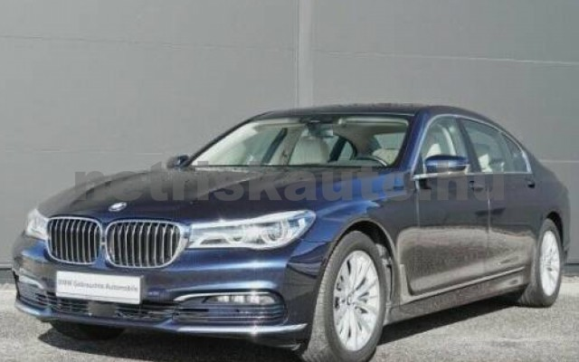 BMW 730 személygépkocsi - 2993cm3 Diesel 55643 2/7