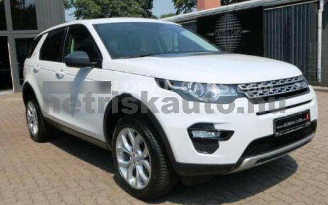 LAND ROVER Discovery személygépkocsi - 1999cm3 Diesel 110523 11/12