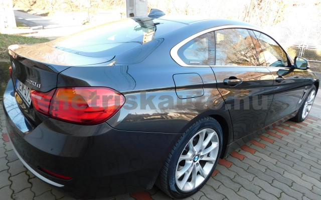 BMW 4-es sorozat 420d xDrive Aut. személygépkocsi - 1995cm3 Diesel 27682 12/12