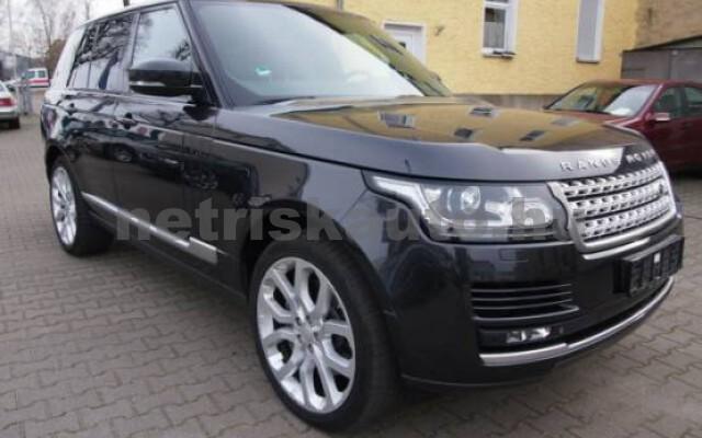 LAND ROVER Range Rover személygépkocsi - 5000cm3 Benzin 43462 3/7