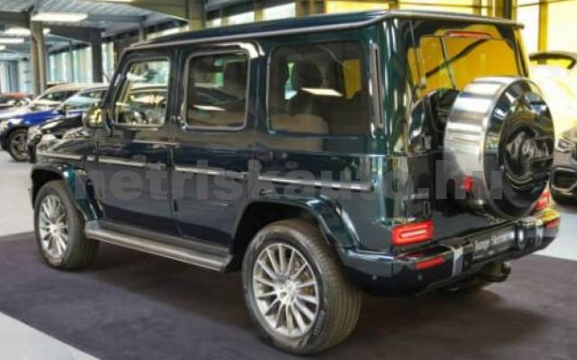 G 350 személygépkocsi - 2925cm3 Diesel 105897 6/12