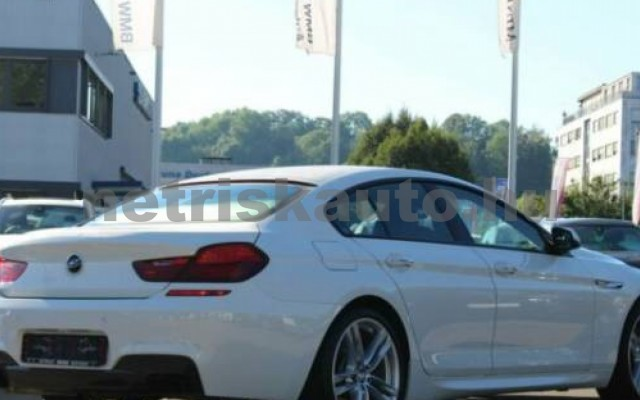 BMW 650 Gran Coupé személygépkocsi - 4395cm3 Benzin 55609 3/7