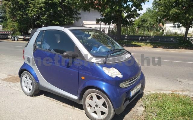 SMART Fortwo 0.6 Smart & Pulse Softip személygépkocsi - 599cm3 Benzin 14709 2/8