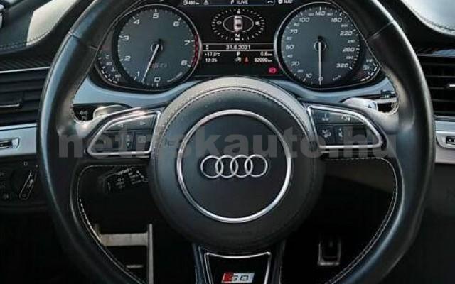 S8 személygépkocsi - 3993cm3 Benzin 104909 10/12