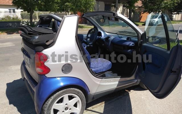 SMART Fortwo 0.6 Smart & Pulse Softip személygépkocsi - 599cm3 Benzin 14709 4/8
