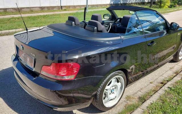 BMW 118d CABRIO személygépkocsi - 1995cm3 Diesel 52561 8/25