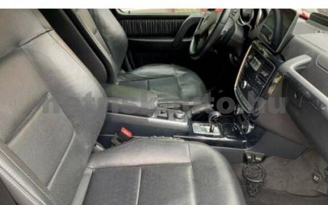 G 350 személygépkocsi - 2987cm3 Diesel 105899 12/12