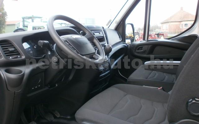 IVECO 50 DailyC 17 LEGNAGYOBB ZÁRT. KITŰNŐ ÁLLAPOT tehergépkocsi 3,5t össztömegig - 2998cm3 Diesel 74242 8/9