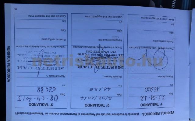 HYUNDAI i20 1.25 DOHC Comfort személygépkocsi - 1248cm3 Benzin 42316 11/12