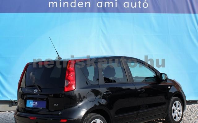 NISSAN Note 1.5 dCi Acenta személygépkocsi - 1461cm3 Diesel 16376 3/12