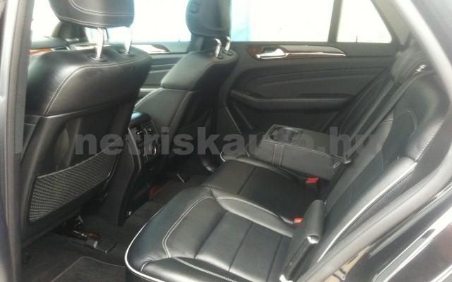 MERCEDES-BENZ M-osztály ML 500 BlueEFFICIENCY Aut. személygépkocsi - 4663cm3 Benzin 20168 12/12
