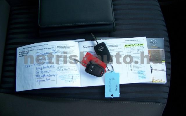 OPEL Zafira 2.0 CDTI Edition személygépkocsi - 1956cm3 Diesel 93261 12/12