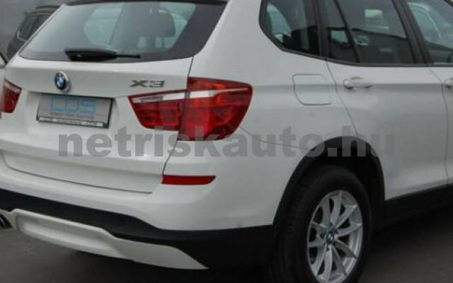 BMW X3 személygépkocsi - 1995cm3 Diesel 55727 5/7