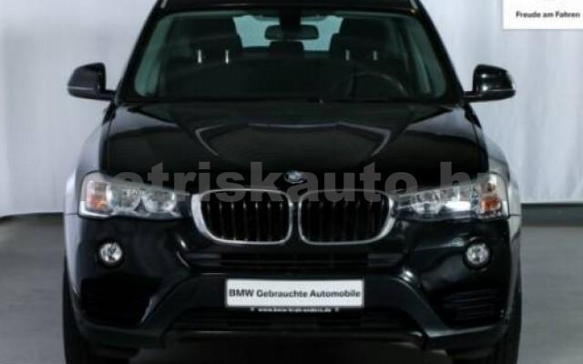BMW X3 személygépkocsi - 1995cm3 Diesel 55732 5/7