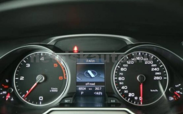AUDI A4 személygépkocsi - 2967cm3 Diesel 42374 7/7