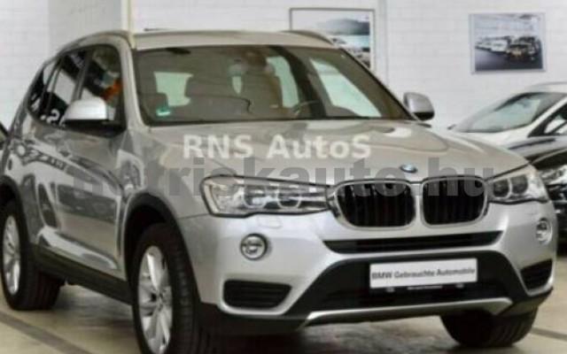 BMW X3 személygépkocsi - 1995cm3 Diesel 55724 2/7