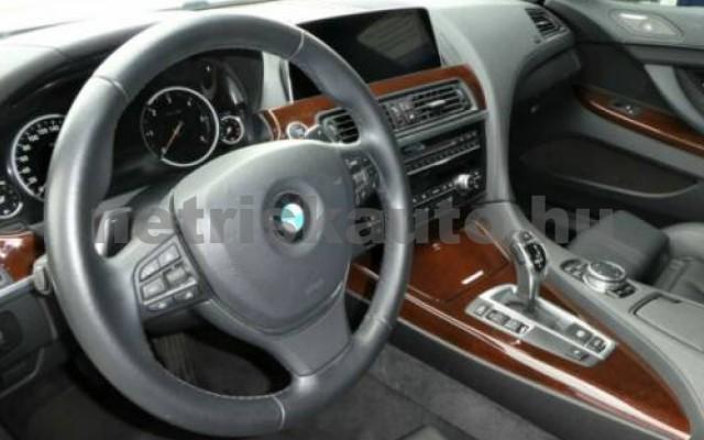 BMW 640 Gran Coupé személygépkocsi - 2993cm3 Diesel 55599 7/7