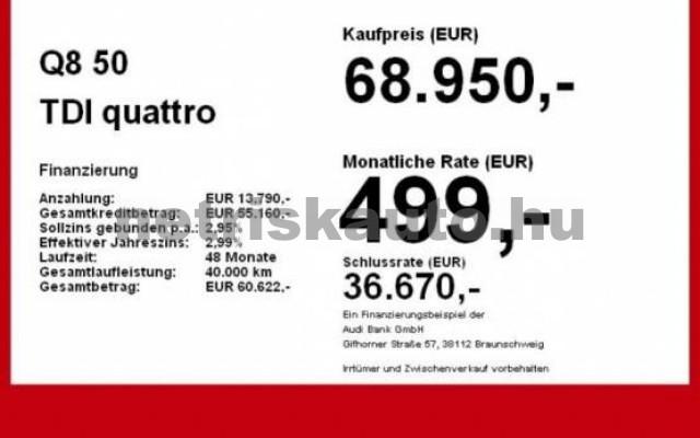 AUDI Q8 személygépkocsi - 2967cm3 Diesel 42483 4/7
