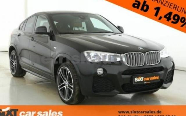 BMW X4 személygépkocsi - 2993cm3 Diesel 43089 3/7