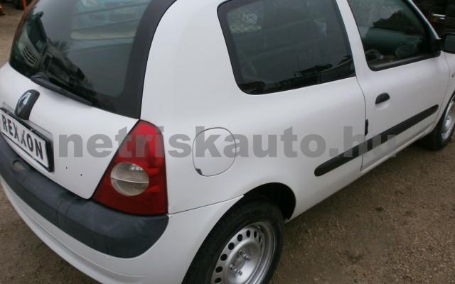 RENAULT Clio 1.5 dCi Business tehergépkocsi 3,5t össztömegig - 1461cm3 Diesel 74243 4/8