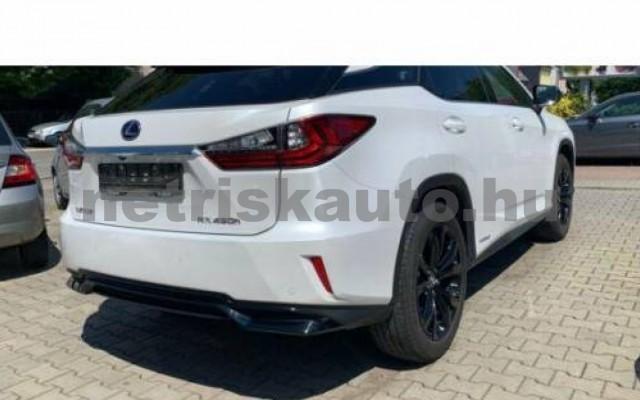 LEXUS RX 450 személygépkocsi - 3456cm3 Hybrid 110630 4/12