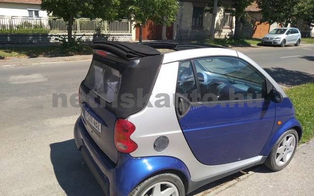 SMART Fortwo 0.6 Smart & Pulse Softip személygépkocsi - 599cm3 Benzin 14709 3/8