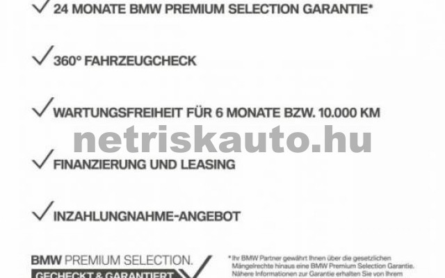 BMW 540 személygépkocsi - 2998cm3 Benzin 42896 4/6